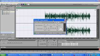 Видео урок Adobe audition 3.0