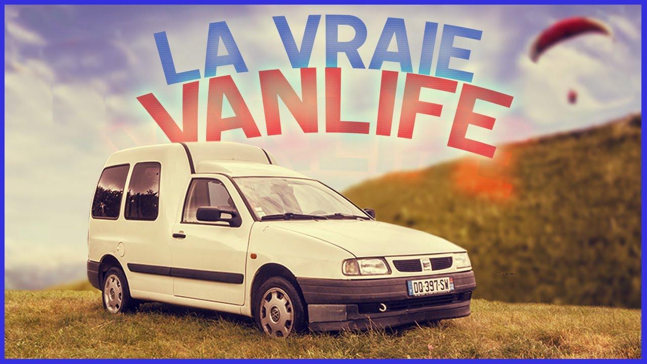 Premier VANTOUR plutôt CONCLUANT en Haute-Savoie! - HORS-SÉRIE - parapente vanlife fourgon aménagé