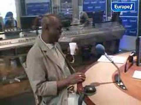 Manu Dibango sur Europe 1 - Episode 1