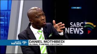 Daniel Mathibedi on acquiring knowledge on NGO, NPO funding