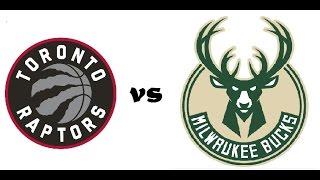 Milwaukee Bucks vs Toronto Raptors   Full Game Highlights   Game 3   April 20, 2017   #NBAPlayoffs