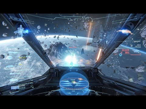 Time to see what Star Citizen is all about.