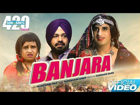 BANJARA  Full Song   Jassie Gill , Karamjit Anmol  Mr & Mrs 420 Returns  Lokdhun