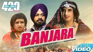 BANJARA ( Full Song ) || Jassie Gill , Karamjit Anmol || Mr & Mrs 420 Returns || Lokdhun