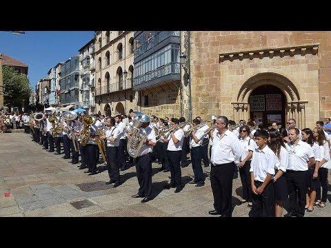 Cullera y Soria unidas por la Música, pasacalles