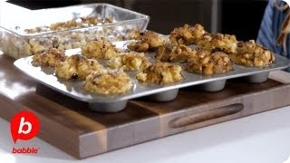 How To Make Holiday Side Dishes (bread Pudding) | That's Fresh With Helen Cavallo | Babble