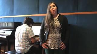 Arrullo - Mario Talavera, interpretada por Jennifer Velasco - EMX