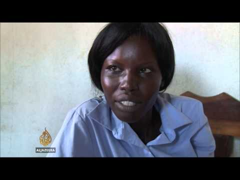 S Sudan children at risk of starving to death