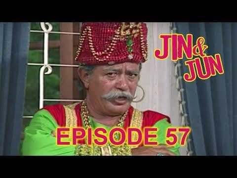Jin dan Jun Episode 57 Lempar Batu Sembunyi Tangan