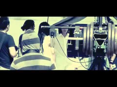 behind the scene ASTRID LAENA feat SAMUEL ZYGLWYN