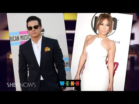 Jennifer Lopez and Alex Rodriguez's Near Run-In With Her Ex Casper Smart from YouTube · Duration:  1 minutes 17 seconds