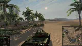 Хроники Т-62А - правильные решения ведут к победе!