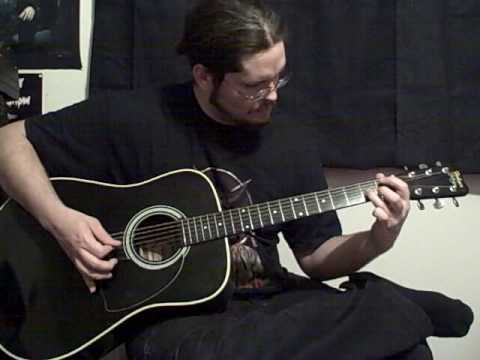 Lamb of God - Remorse is for the dead(acoustic intro)
