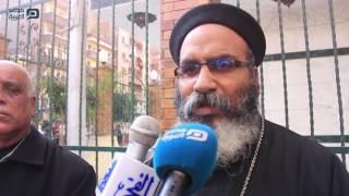 مصر العربية | قس كنيسة الورديان: الإرهاب سوس يأكل الوطن