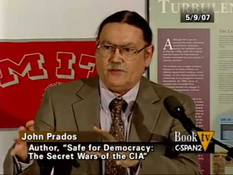 """""""Safe for Democracy"""": The Secret Wars of the CIA"""