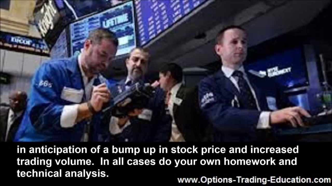 Stock split call options