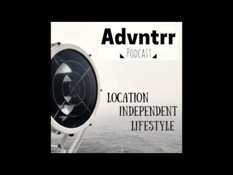 Advntrr Podcast   Episode 5   Happiness and Nomadism