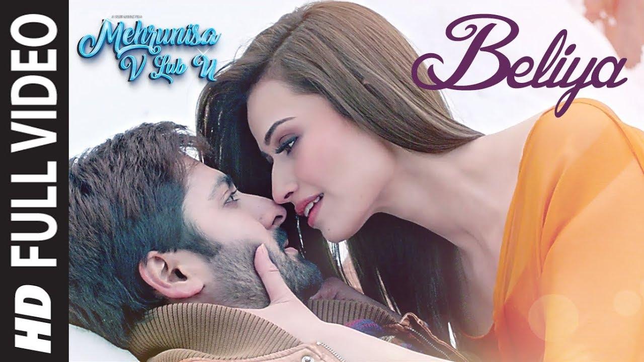 Download Beliya Full Video Song   Mehrunisa V Lub U    Danish Taimoor, Sana Javed, Jawed sheik