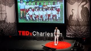 That's why they call it play - the joy of sports: John Wilson at TEDxCharleston