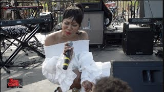 MICHEL'LE Performs SOMETHING IN MY HEART At the Taste of Inglewood
