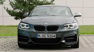 2018 BMW M240i Coupe exterior design