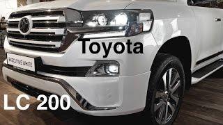 Toyota LC 200 Спец Версия!