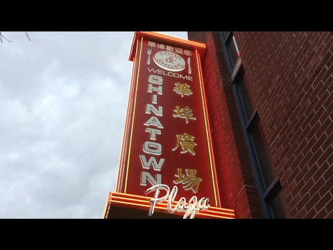 Exploring Chinatown, Vancouver