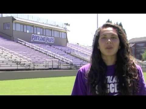 Get to know 2013 UP women's soccer freshman Ariel Viera