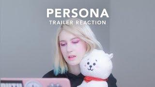 BTS (방탄소년단) MAP OF THE SOUL : PERSONA 'Persona' Comeback Trailer REACTION | Jillian Bean