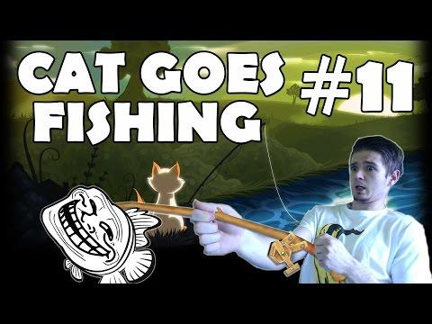 Cat Goes Fishing - #11 - Pomsta je slaná!