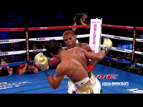 Fight highlights: Jezreel Corrales vs. Alberto Machado (HBO Boxing After Dark)