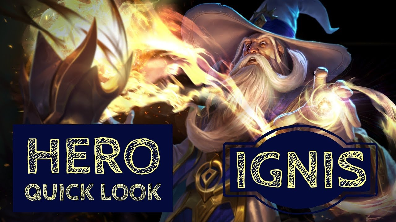 AzzenKa: Hero Quick Look - Arena of Valor - YouTube