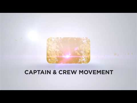 Captain and Crew Movement   Lessons by Gerry Robert