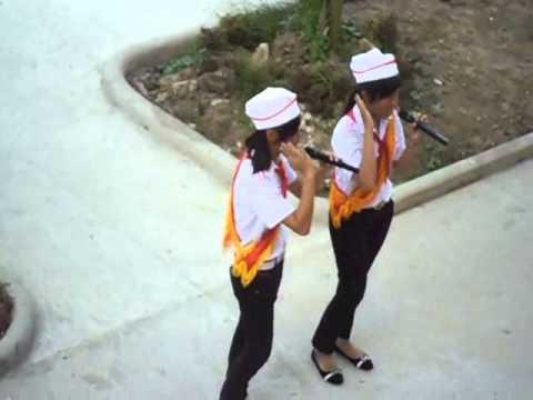 Mùa thu ngày khai trường - trường THCS Vĩnh Kim - năm học 2011-2012