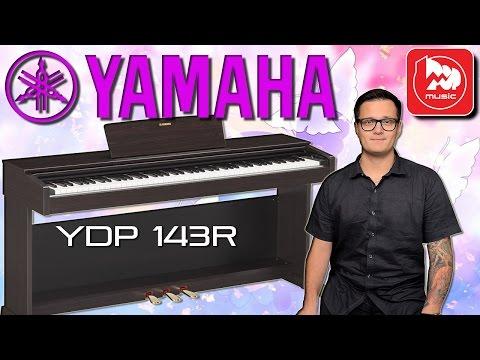 YAMAHA YDP-143 - цифровое пианино для дома