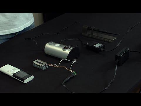 Goliath Funk Farb Video Tüsprechanlage AV-VTF03 - Aufbau und Anschluss