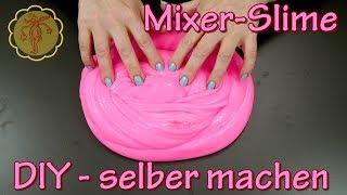 Slime: Mixer-Slime mit dem Handmixer - selber machen - DIY - Fluffy-Slime ohne Rasierschaum