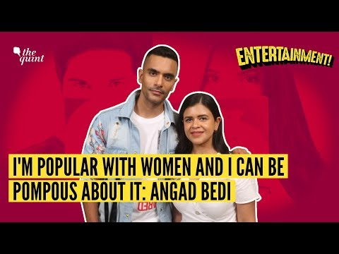 Angad Bedi on Working in  'The Zoya Factor' | The Quint Mp3