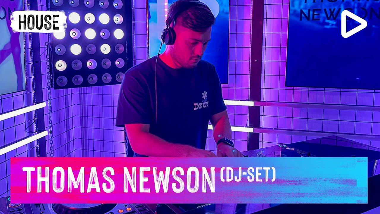 Download Thomas Newson (DJ-set) | SLAM!