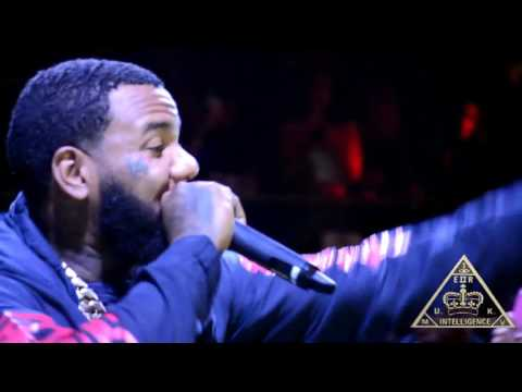 THE GAME  DRAKE - 100 LIVE