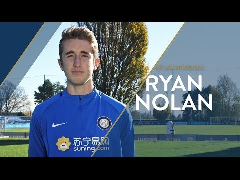Let me introduce   Ryan Nolan