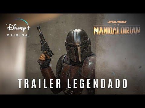 The Mandalorian • Trailer 1ª Temporada (legendado)