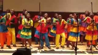 23rd Psalm by Imani Milele Choir in 2015