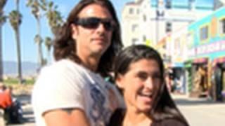 Lovebirds Lorenzo Lamas & Shawna Craig in Venice