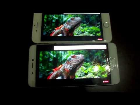 Xiaomi Mi5 Vs İphone 6 Türkçe Karşılaştırma