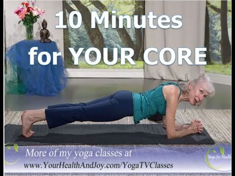 Yoga For Health And Joy: Core Strengthening Yoga