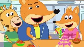 Fox Family Сartoon for kids full episode new season #201
