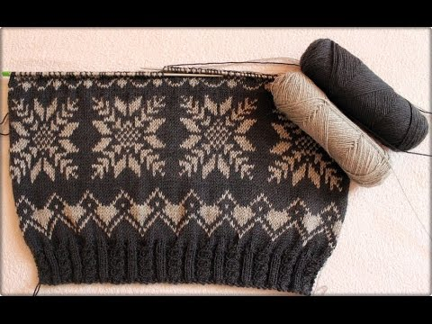 Норвежские узоры для вязания спицами схемы жаккардовые узоры