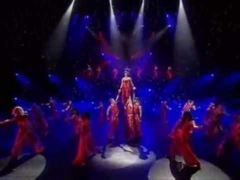 JETSETSDC Fantasy at Luxor Show balet