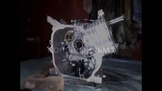 Ремонт двигателя lifan 170F мотобуксировщика Мухтар. Замена коленвала. Часть 1. Разборка.(, 2017-01-15T05:43:01.000Z)